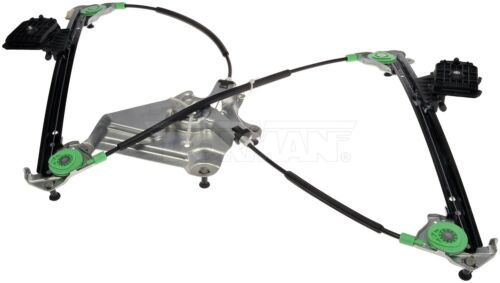 Power Window Motor and Regulator Assembly Left Dorman fits 10-14 Ford Mustang
