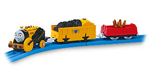 Tomy-Trackmaster-Plarail-Pla-Rail-Thomas-Friends-Stephen-TS-15-Motorized-Train