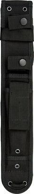 Ka Bar Cordura Sheath 2 8017 7 Black Nylon Belt Sheath With Protective Insert An