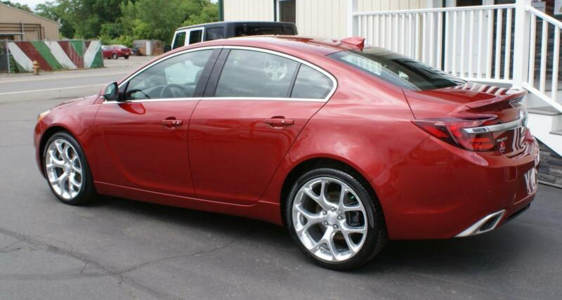 Image 9 Voiture American used Buick Regal 2015