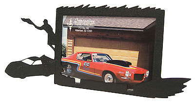 Race Car Late Model Racing Picture Frame 3.5x5 - 3x5 H
