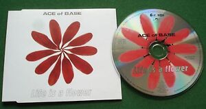 Ace-of-Base-Life-Is-a-Flower-inc-All-That-She-Wants-CD-Single