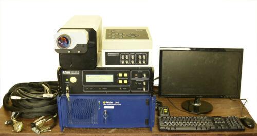Polytec OFV-3001 SF6, OFV-055, DMS Laser Vibrometer