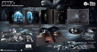 Alien Covenant  Edition 2 Lenticular 3D Full Slip Filmarena   85 Fac   Mint