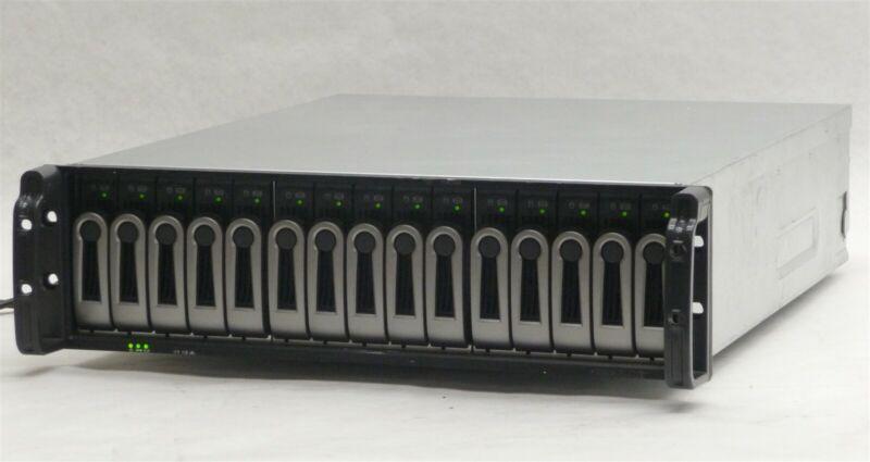 PROMISE VTRAK 15200 7.5TB 15-BAY GIGABIT ETHERNET EXTERNAL iSCSI STORAGE ARRAY