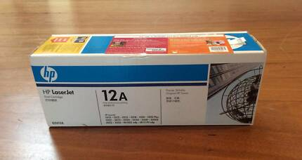 HP LaserJet Print Cartridge 12A Q2612A