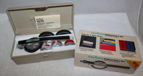 Dymo Executive 3 Kit Label Maker