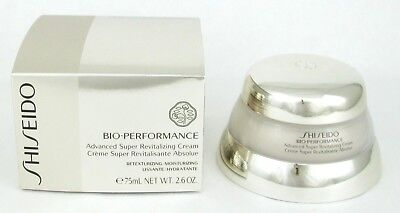 Shiseido Bio Performance Advanced Super Revitalizing Cream 2.6 oz New In Box
