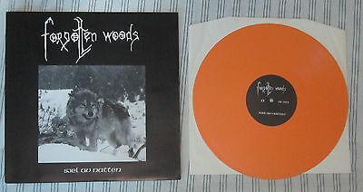 FORGOTTEN WOODS sjel av natten LP first press very rare orange vinyl absu taake comprar usado  Enviando para Brazil