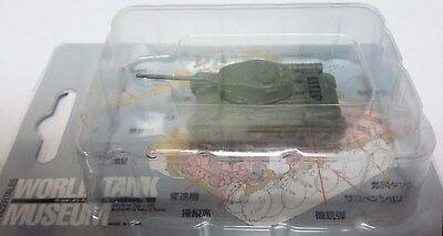 - Takara 1/144 World Tank Museum 1. Russian Army T34/85. In Russian green. (#13)