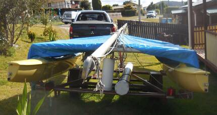 Catamaran - Hobie,  14 foot, in good condition