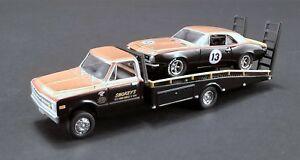 ACME 1:64 Smokey Yunick Chevy C10 Ramp Truck with #13 1967 Trans Am Camaro MIB