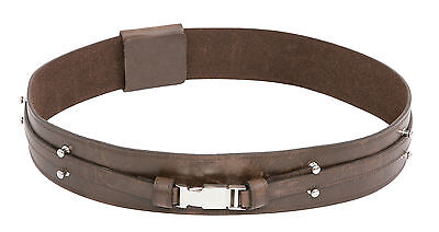 Star Wars Jedi Belt in Brown for your Mace Windu Costume - from UK