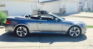 2010 650i BMW convertible **SHOWROOM CONDITION**