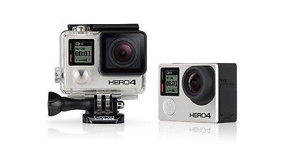 GoPro Hero4 Black Edition 4k Ultra HD Waterproof Action Camera with Accessories