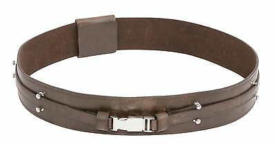 Star Wars Jedi Belt in Brown for your Anakin Skywalker Costume - from USA - Costume Star