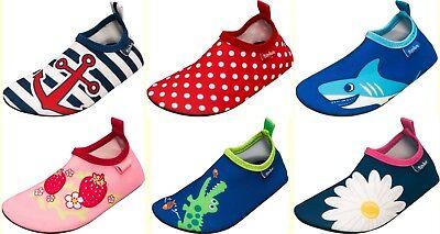 Playshoes Badeschuhe UV Schutz Mädchen Jungen Kinder Baby Schuhe Gr. 18 - 29