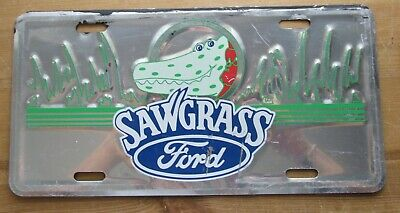 2008 SAWGRASS FORD BOOSTER License (Saw Grass Ford)