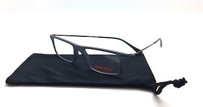 PRADA Sport VPS 03E 51/16 ROR-101 145 Matte Grey Eyeglasses Frame