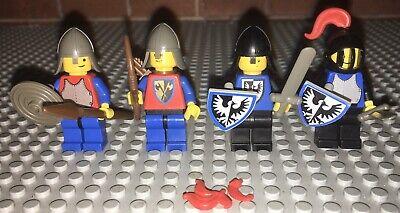 Lego 6103-2 Castle Minifigures Pack Complete Set Vintage