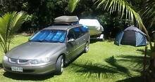 Holden Commodore Wagon - AirCon, Auto, Cruise Control, TopBox Mount Gravatt Brisbane South East Preview