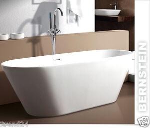 Vasca da bagno freestanding lugano oms 771con rubinetteria 8028 ebay for Vasca da bagno freestanding
