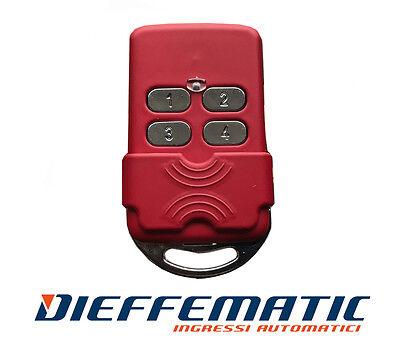 Miglior prezzo TELECOMANDO RADIOCOMANDO ROLLING CODE ADYX / GENIUS 433-868MHZ MADE IN ITALY