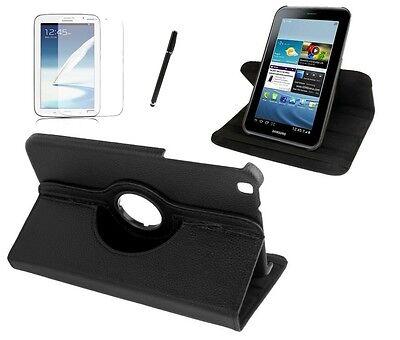 Hülle f. Samsung Galaxy Tab pro 8.4 SM-T320 Kunstleder Tasche Case Cover