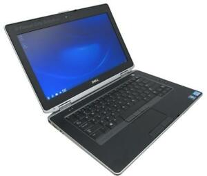DELL E6430 WITH FAST INTEL I5 PROCESSOR - RUGGED MAGNESIUM ALLOY SHELL THAT WILL SURVIVE - AMAZING OFF-LEASE PRICES!