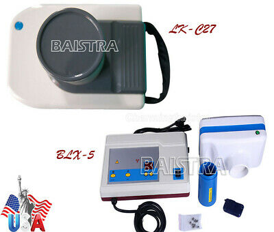 Dental Portable Mobile Digital X-ray Film Imaging Unit Machine System 2 Model