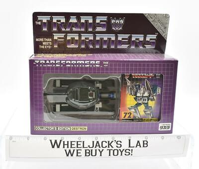 Overcharge Blitzwing 72 MISB Ehobby Takara Exclusive G1 Transformers