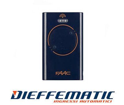 Miglior prezzo TELECOMANDO RADIOCOMANDO TRASMETTITORE FAAC XT2 433 SL 787014 EX 7873902