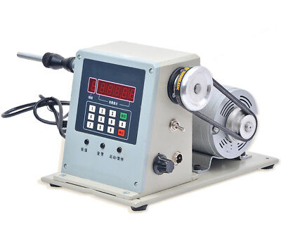 220v Fd-730 Computer Controlled Coil Winder Coil Winding Machine 0.03-1.8mm