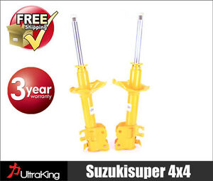 Nissan Pulsar N15 SSS SR20  Front Shock Absorbers