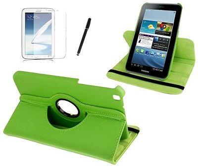 Hülle f Samsung Galaxy Tab pro 8.4 SM-T320 Leder-Imitat Tasche Case Cover