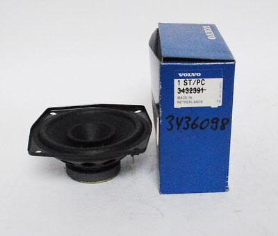Genuine Volvo Speaker 480 Door Front 3436098