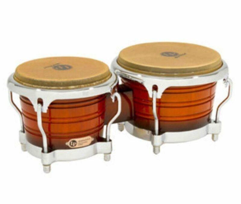 Latin Percussion LP Professional Durian Wood Bongos