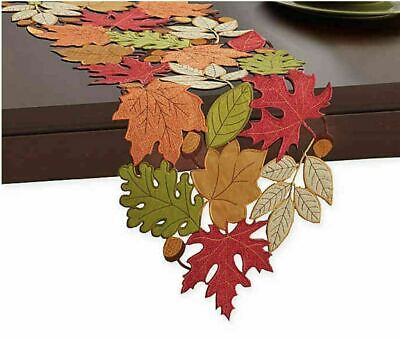 Serene Leaves 72-Inch Table -