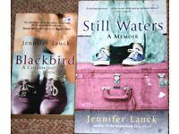 Jennifer Lauck paperback books