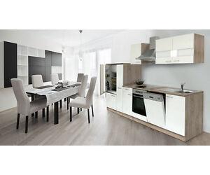 RESPEKTA-cucina-angolo-componibile-rovere-ruvido-segato-BIANCO-310-cm-Ceran