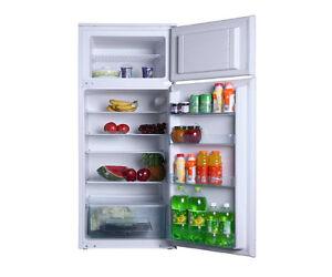 respekta Einbau Gefrierschrank Gefrierkombination Kühlschrank Kombi 144 cm A+