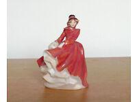 Royal Doulton Bone China Ornamental Figurine Emma HN 3208