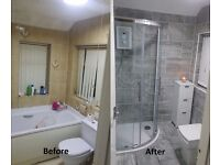 Bathroom from A to Z including plumbing