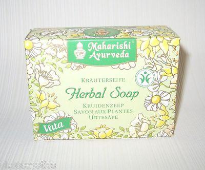 Körperpflege-gesicht (Maharishi Ayurveda  Kräuter Seife VATTA 100g  Körperpflege Gesichtspflege)