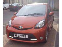 Toyota AYGO 2012 . 1.0 Low millage 3 doors orange