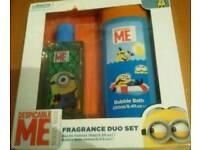 Despicable Me Fragrance Duo