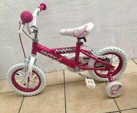 As new Huffy 12 inch Children's Bike