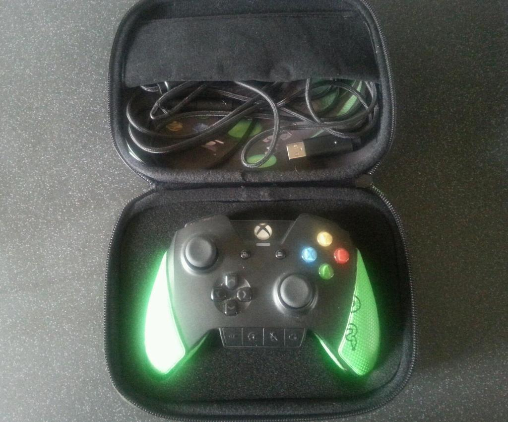 Razer Wildcat Gaming Controller For Xbox One Daftar Update Harga Rz06 01390100 R3m1 Or Pc