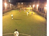 Individuals and teams wanted at new Oval 5-a-side league