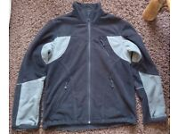 Icepeak windproof jacket (medium, £5) + 3 fleeces (all small, £3 each) 1 Quechua and 2 Peter Storm